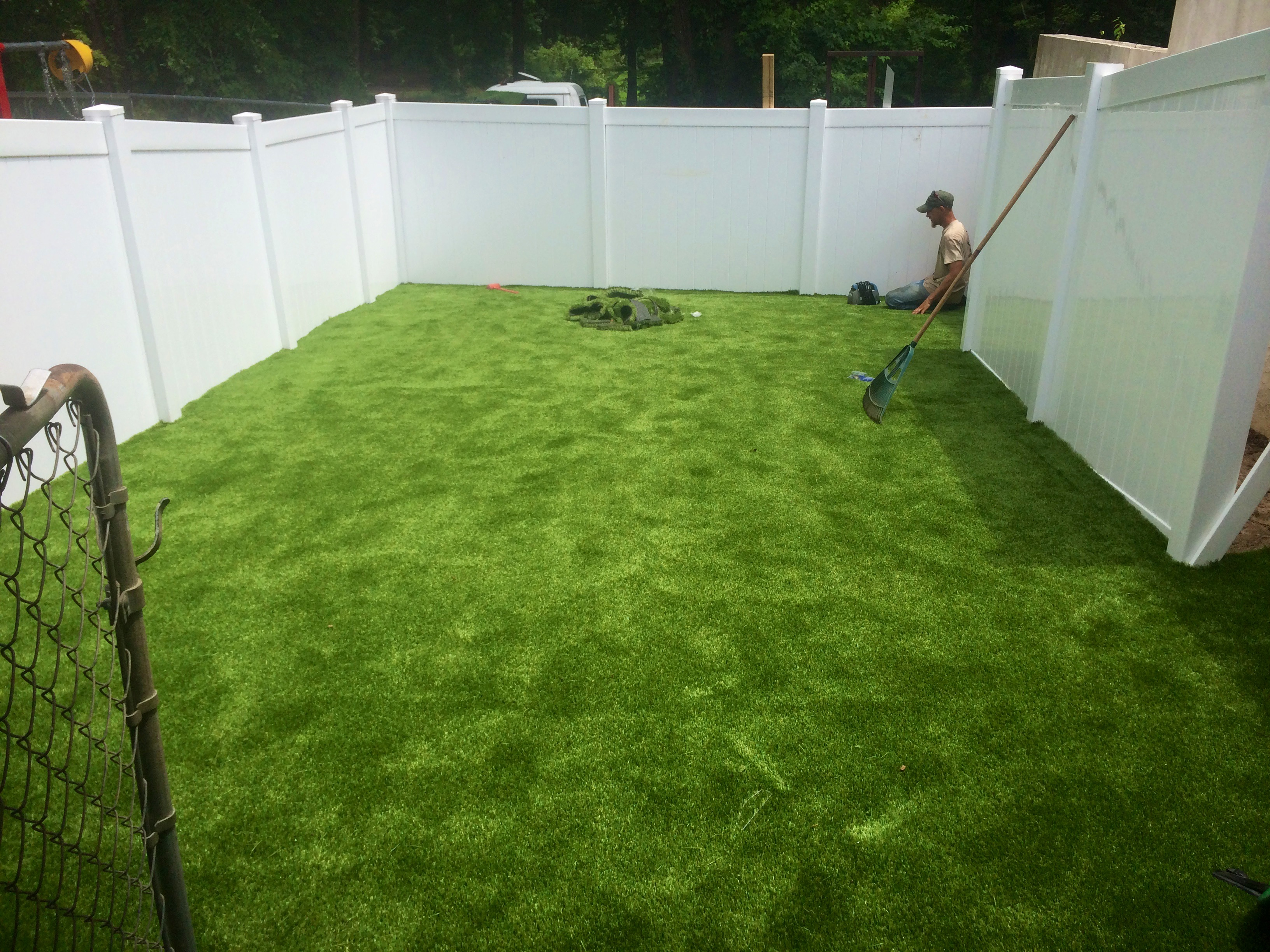 synthetic grass may day landscape supplies and services